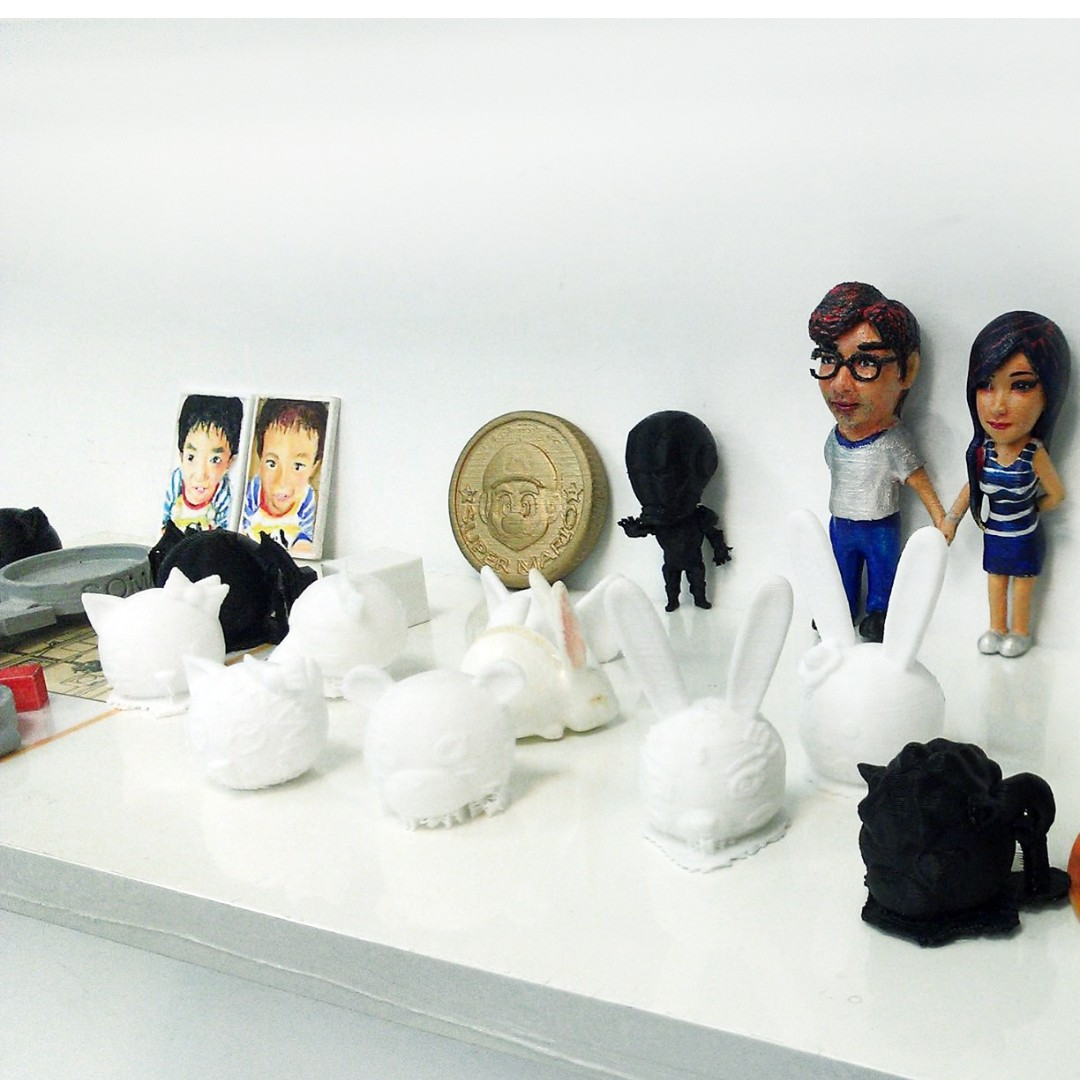 3D列印機全新只要$19900