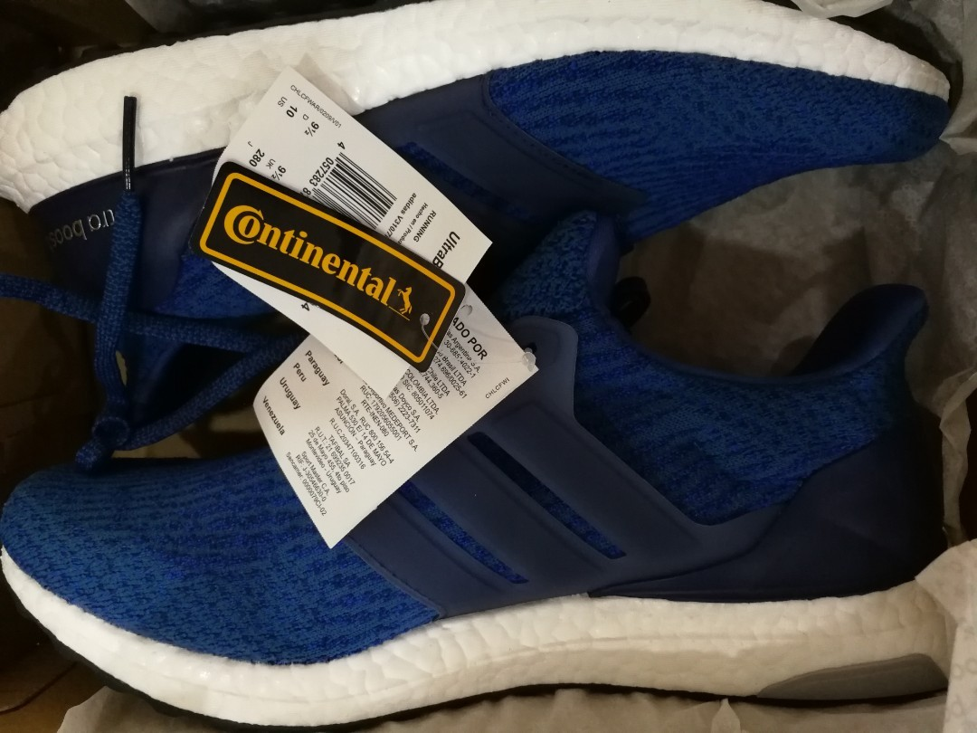 0b474bf789a7d Adidas Ultra Boost 3.0 Royal Blue UK 9.5