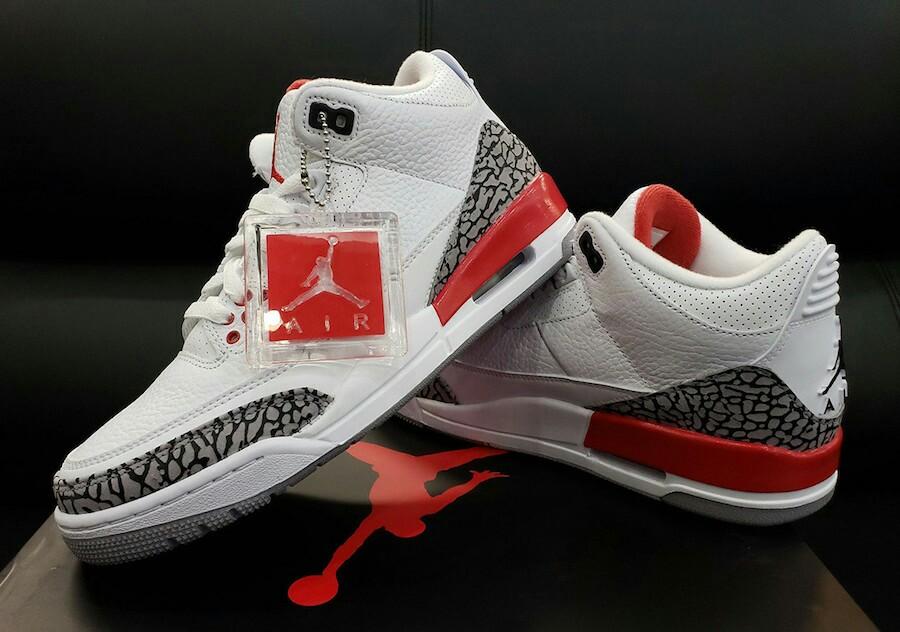 852851fe08df Air Jordan 3 Retro Hall of Fame