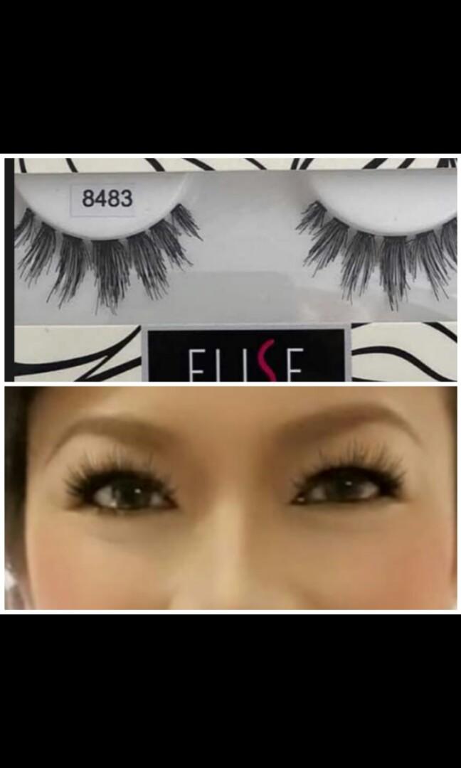 a8d458a93a2 Authentic Elise Eyelashes ( Code - 8483 ), Women's Fashion ...