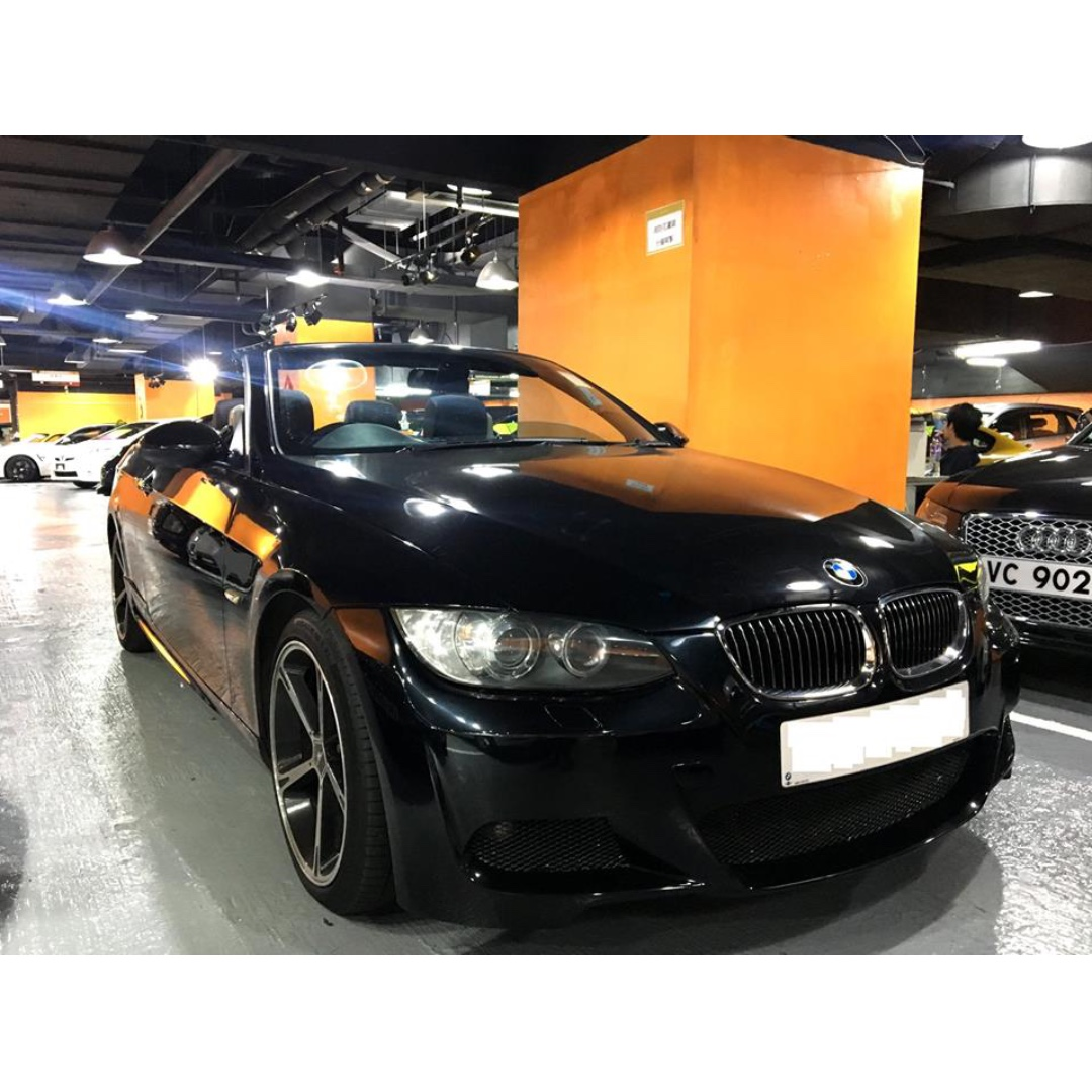 BMW 323iA CABRIO 2007 E93