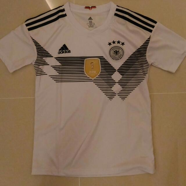 Cheap Salw!BN Germany World CUP home Jersey 2018