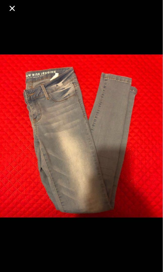 Brazilian style jeans