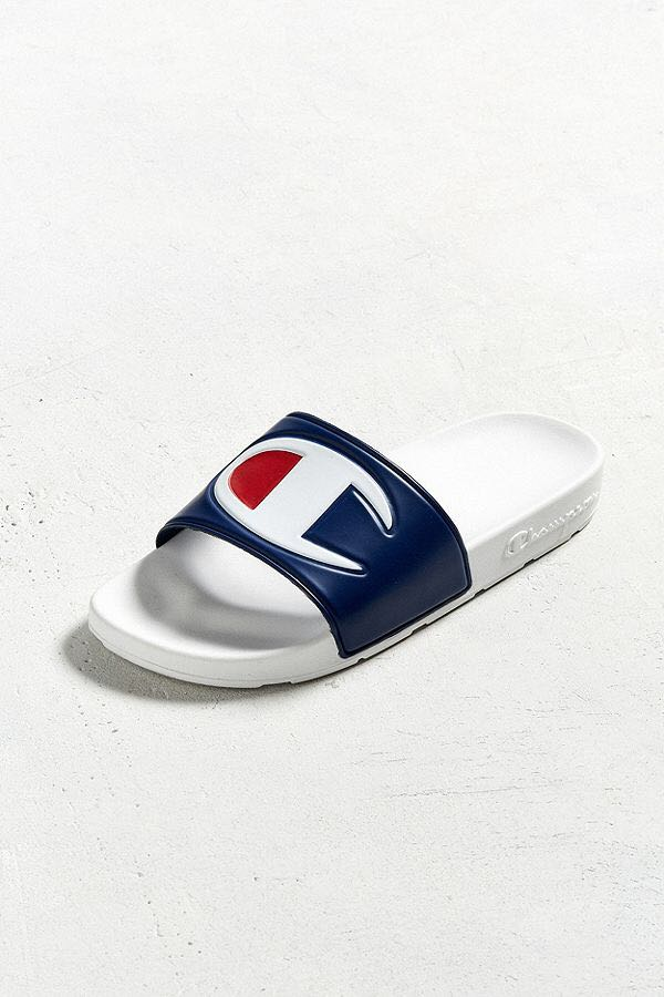 1bb5bf407d0 Champion Big C Logo Slide Sandal