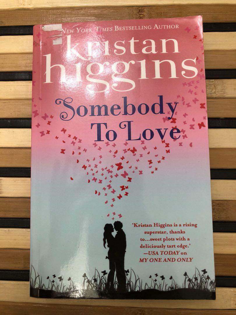 English Novel : Somebody To Love