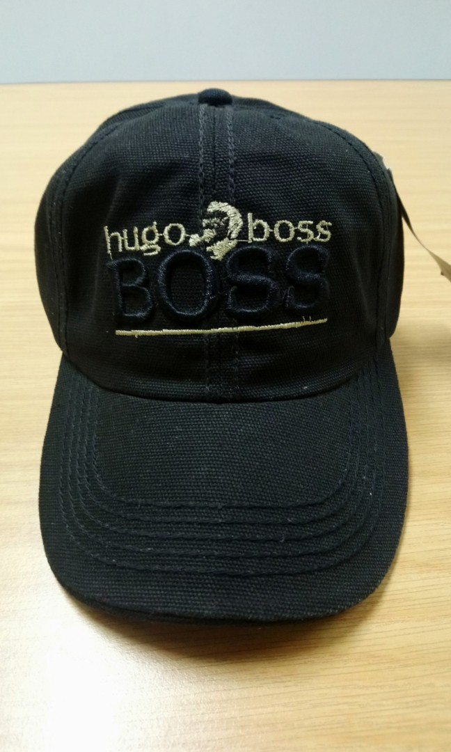 5e4e18c9241 Hugo Boss Cap - Black