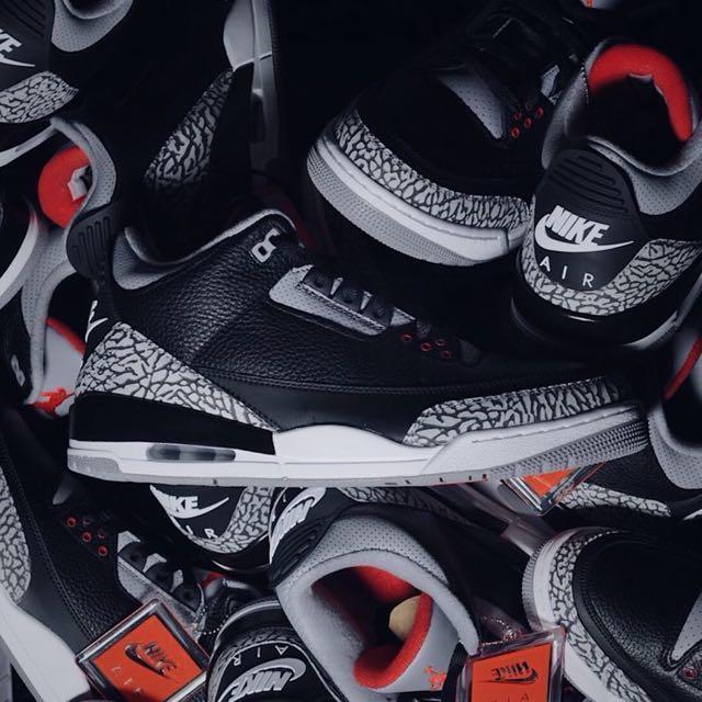 quality design cf121 679ee LAST PAIR *PRICE DROP* Nike Air Jordan 3