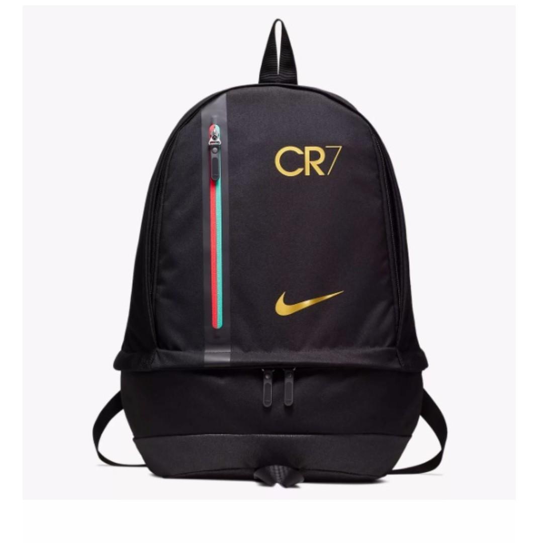 085c38e75 Nike CR7 Sports Soccer/Fitness/Outdoor Unisex Backpack on Carousell