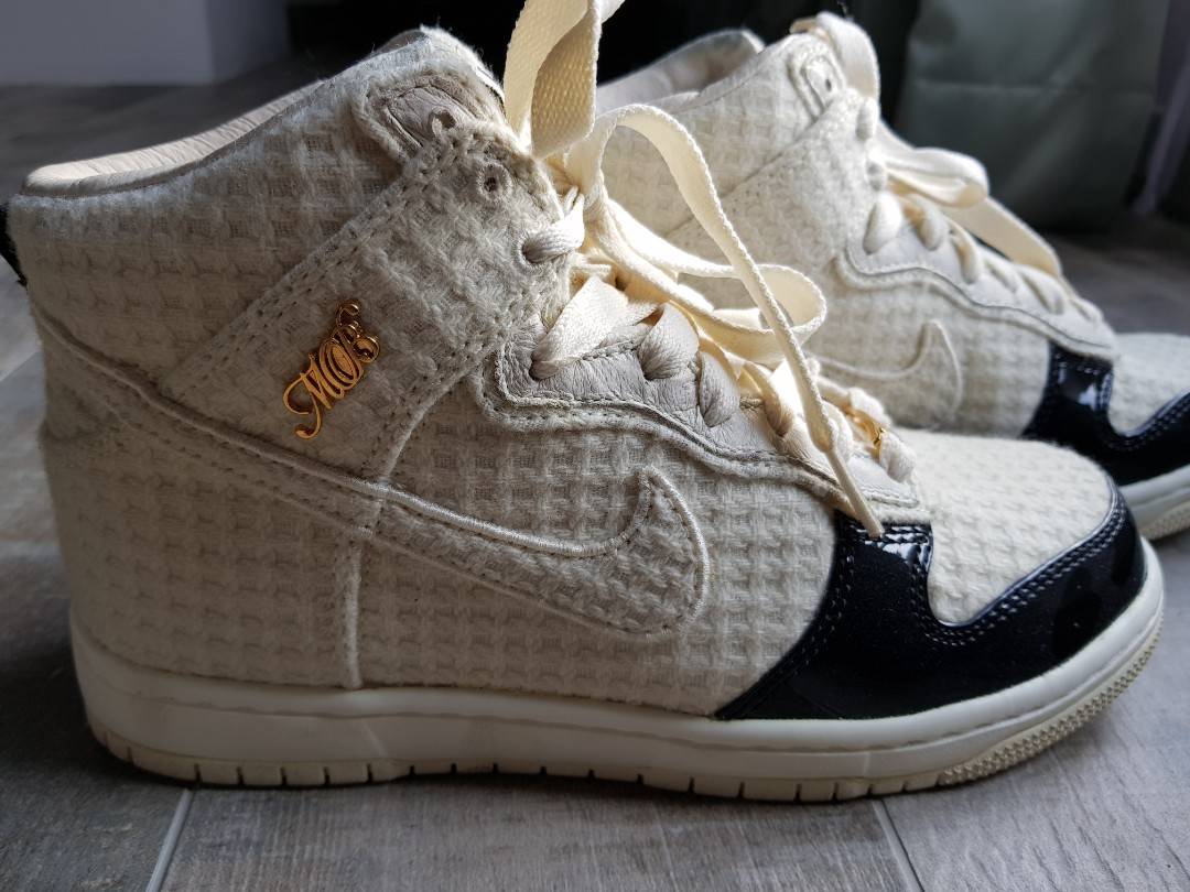 c696c881c2ca Nike Dunk Hi Supreme x Married To The Mob Sneakers