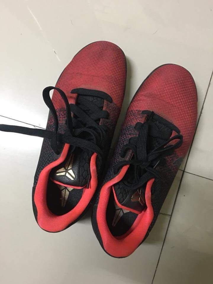 Nike Kobe 11 Achilles heel f1068d10a4