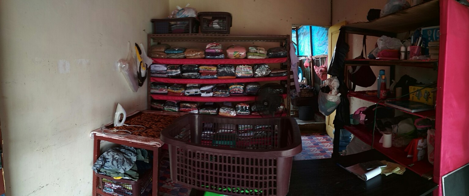 Oper usaha laundry