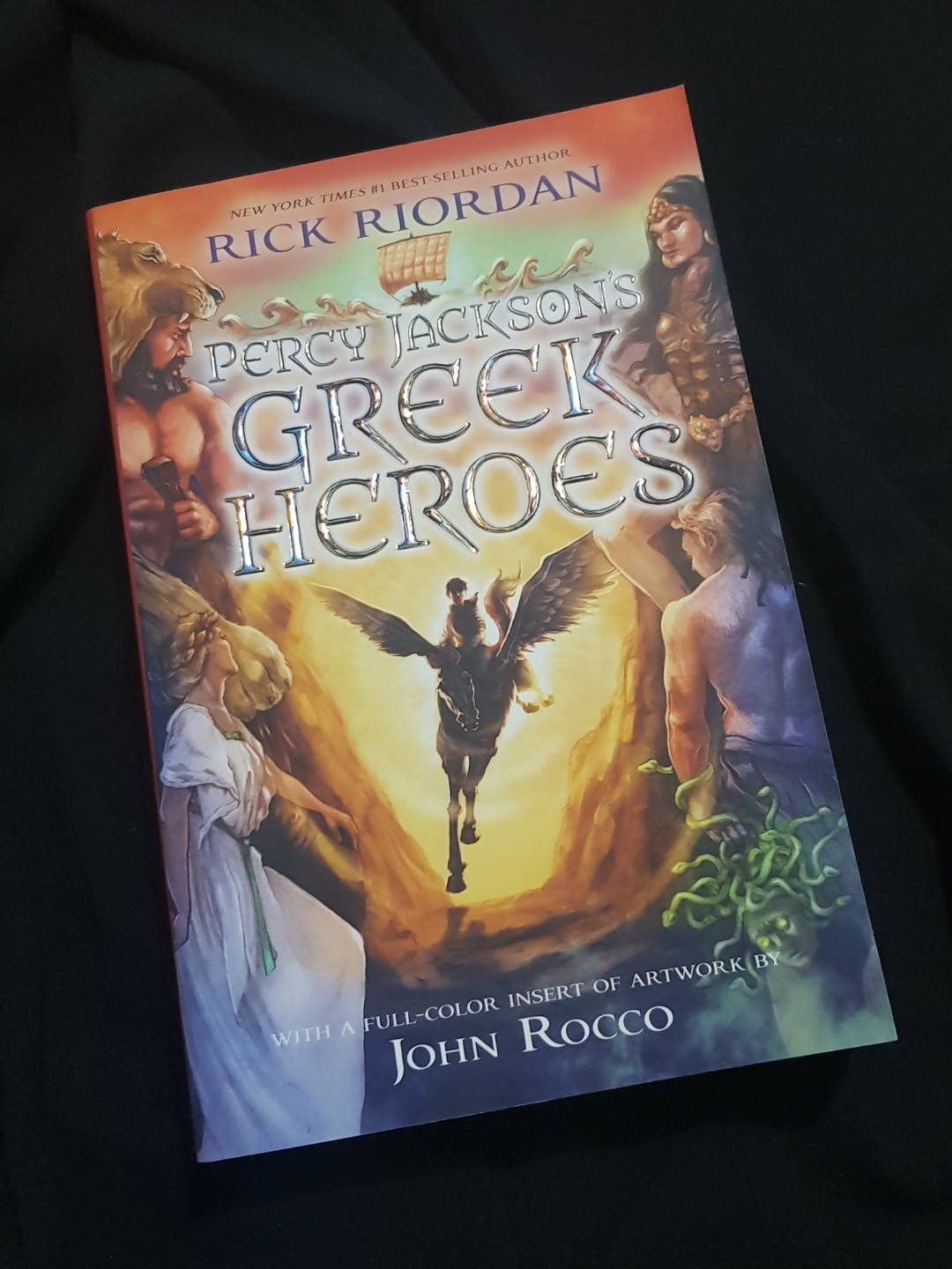 Percy Jackson Greek Heroes Books Books On Carousell