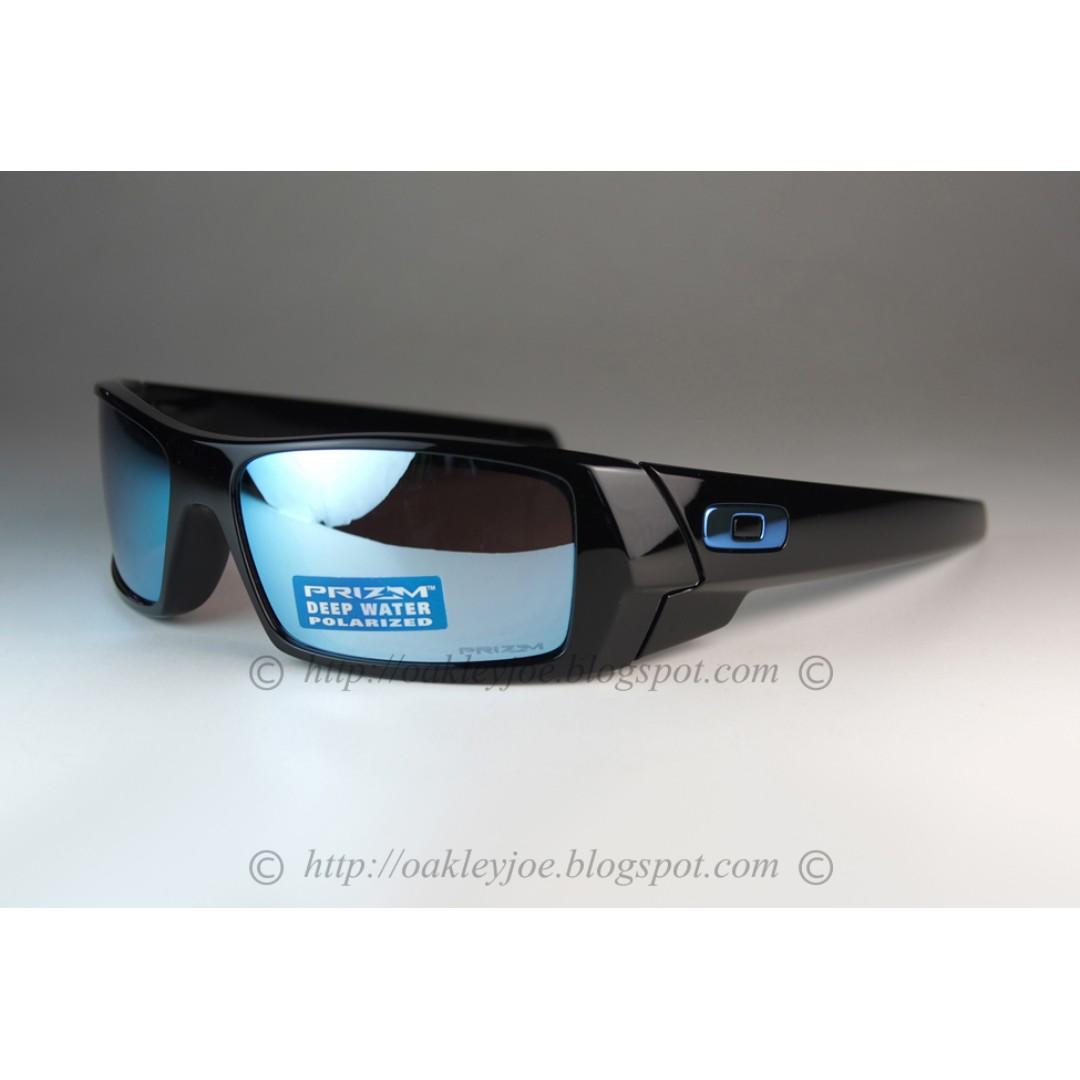 c7f0756c23e SALE Brand New Oakley Gascan polished black + prizm deep water ...