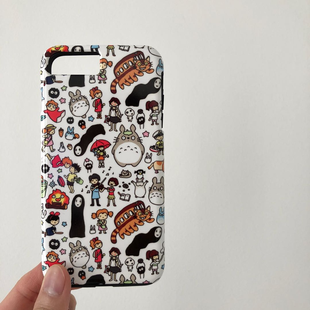 new product ae2fe 4a94d Studio Ghibli iPhone 6/7/8 Plus Casing