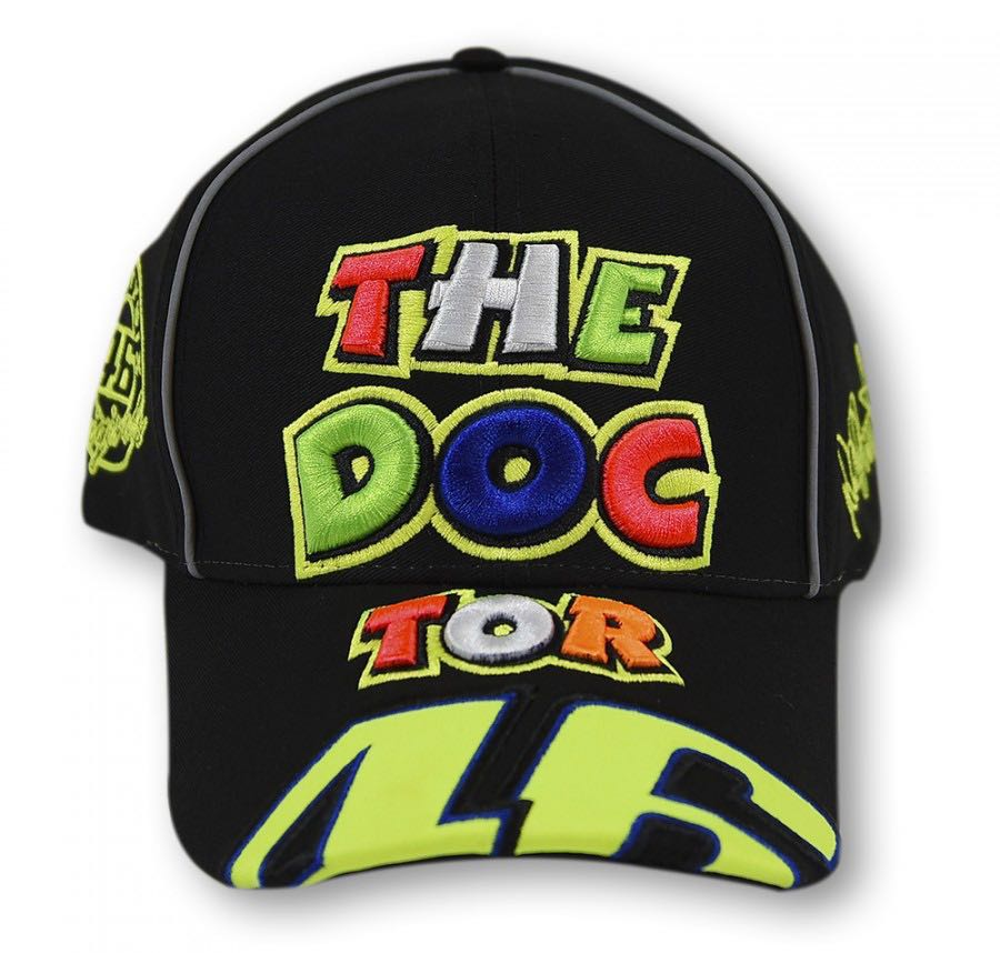 a2a2c1605ec Valentino Rossi VR46 The Doctor Cap(PROMO NOW)