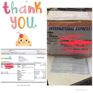 Thanks for trusting! Another succesful transaction!