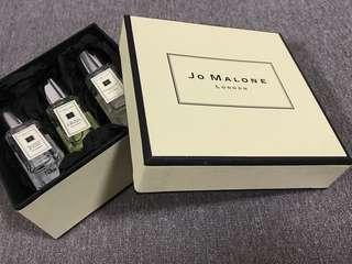 Jo Malone 香水 3種香味 box set