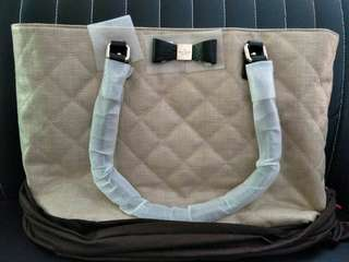 Brand new Kate Spade Leather hand bag