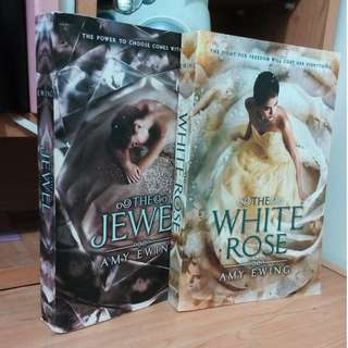 The Jewel by Amy Ewing (Book 1 and 2)