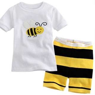 2 Pc Toddler Outfit
