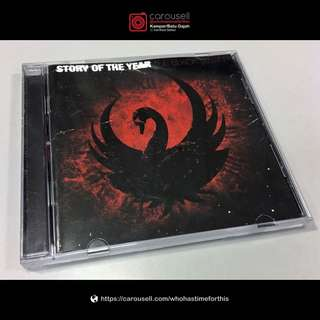 Story of the Year - The Black Swan (Original Imported CD)