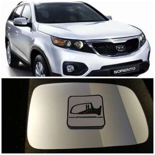 Kia Sorento side mirror all models and series