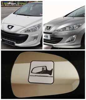 Peugeot 308 408 side mirror all models and series