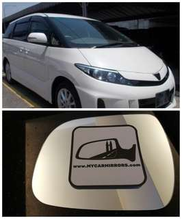 Toyota Estima side mirror all models and series