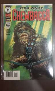 star wars comic: Chewbacca #1