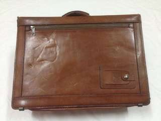 Vintage Briefcase 1956