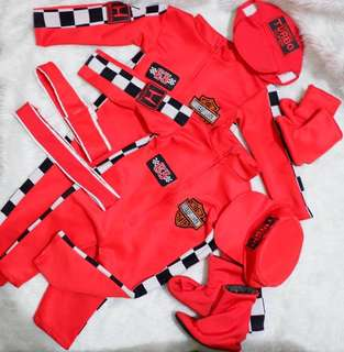Racing Car Costume