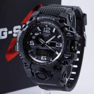 Jam Tangan G-Shock GWG-1000 MUDMASTER Black KW