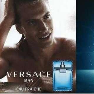 Versace Man Eau Fraiche  For Men 100ml