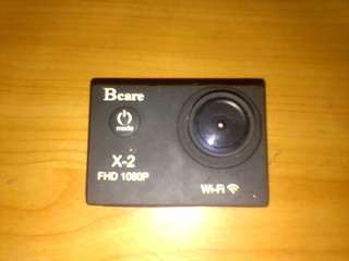 Action Cam BCARE X2 WIFI 1080P