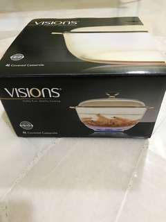 Visions 4L Cookware