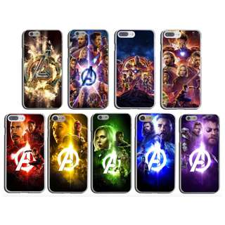 [FREE DELIVERY] (iPhone) Infinity War cases