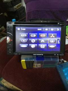universal dvd player carrozzeria