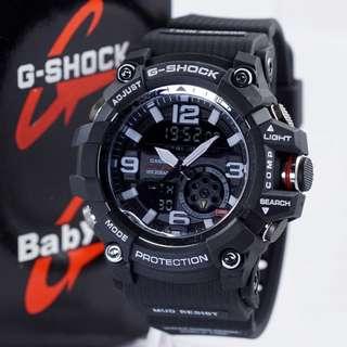 G-Shock MUDMASTER KW GG-1000 Black