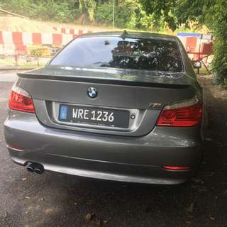 Bmw e60 523i se new facelift , direct owner