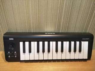🚚 KORG MicroRokey-25(midi鍵盤)