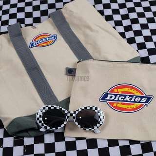 Dickies Apendix Mini Tote Bag Japan Magazine