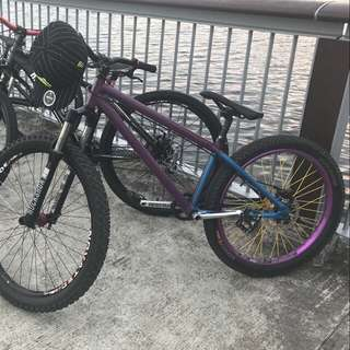 Ns bike dirtjump used but not abused