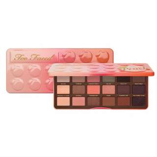 🌿Too Faced Sweet Peach Eyeshadow Palette