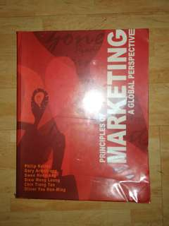 Principles of Marketing: A Global Perspective (12th Edition)