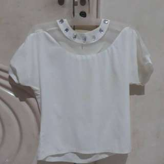 White Top (Baju)