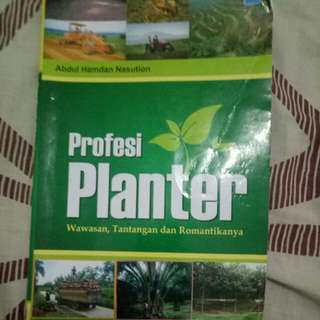Buku Planter
