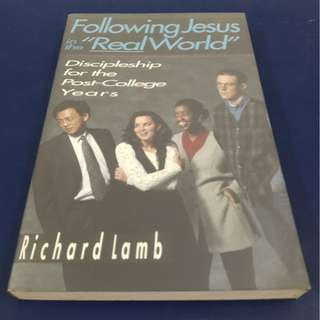 Following Jesus in the Real World
