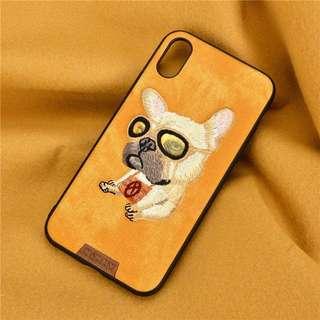 狗狗 iPhone Case