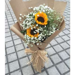 Sunflower Bouquet / Flower bouquet / Delivery Surprise