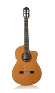 Kredit Cordoba C7-CE Acoustic Electric Nylon
